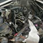 fallo motor bmw x5