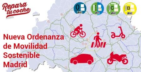 ordenanza movilidad sostenible