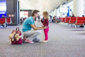 Nem mindig van lehetőség együtt utazni gyermekünkkel