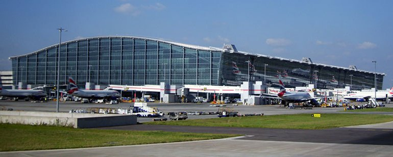 London - Heathrow repülőtér