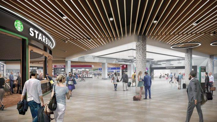 London-Luton repülőtér | Repterek a nagyvilágban sorozat
