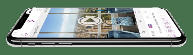 Replay Listings iPhone Horizontal