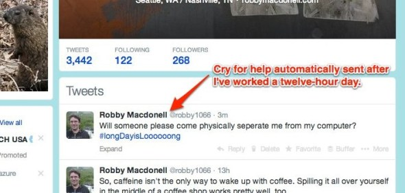 Auto-tweet-help