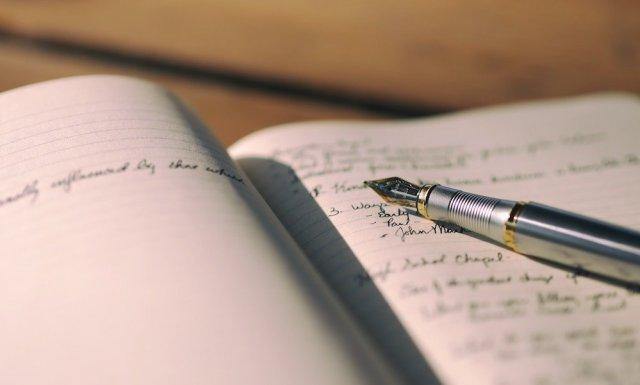 evening routine journal