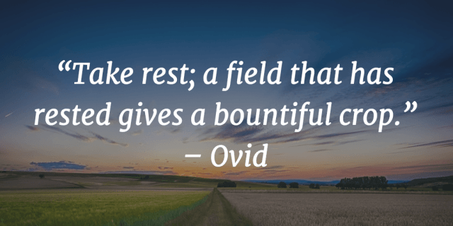 Time management quotes Ovid