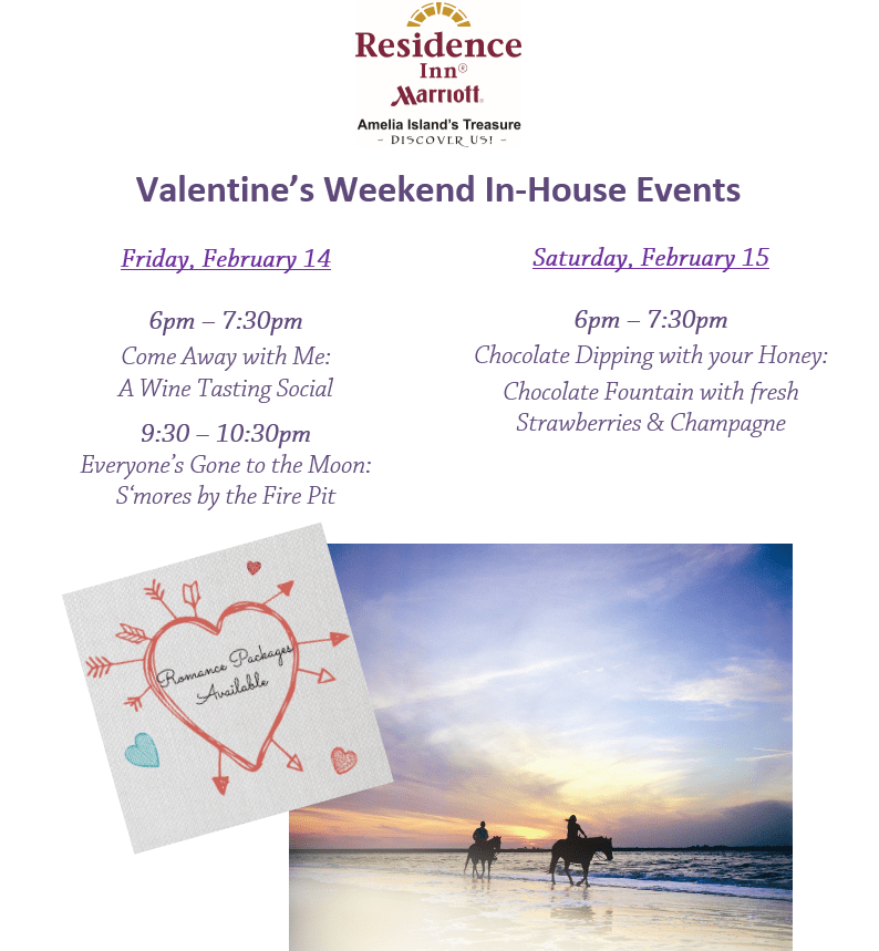 Amelia Island Hotel Events Valentines Day Weekend 2014