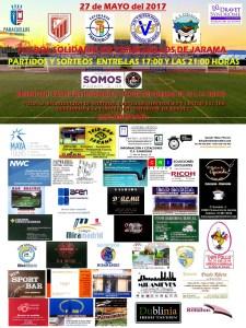 Futbol Solidario Paracuellos 2017
