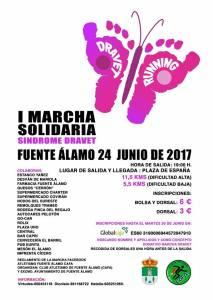 I Marcha Solidaria Fuente-Álamo