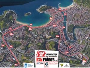 15k + 5,5k Clasica San Sebastian 2017