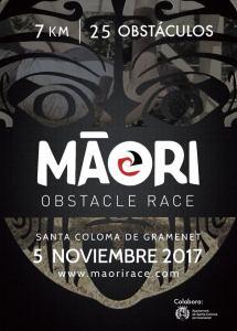 Maori Race Barcelona 2017