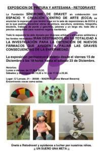 ECCA Exposición solidaria de arte 2017 - Madrid