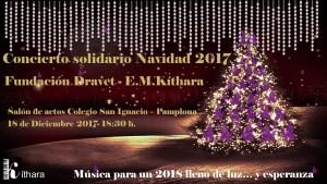 Concierto Benéfico Navidad 2017 Colegio San Ignacio Pamplona