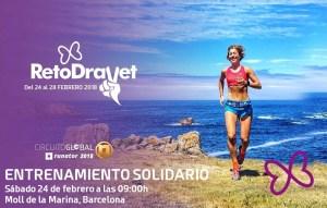 Quedada runner solidaria Barcelona