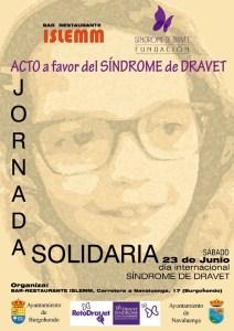 Jornada Solidaria Burgohondo Ávila 2018