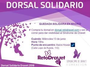 Quedada Solidaria en Madrid 2018