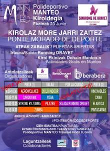 Quedada solidaria RetoDravet en Donosti 2018