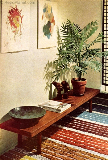 1960s Decorating Style