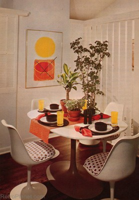 1970s Decorating Style  Colors Patterns  Design of the 70s