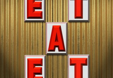 Decorating With Diner Eat Signs Retro Planet