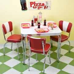 1950s Formica Kitchen Table And Chairs Bosch Appliances 50s Decorating Tips From Retro Planet