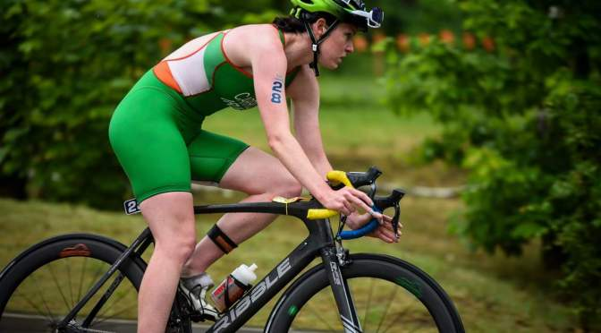 Triathlon | Racing in Europe and learning all the time.