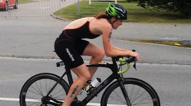 Team Ribble: Ailbhe inspired by Rio Games and happy after Euro Cup + Video