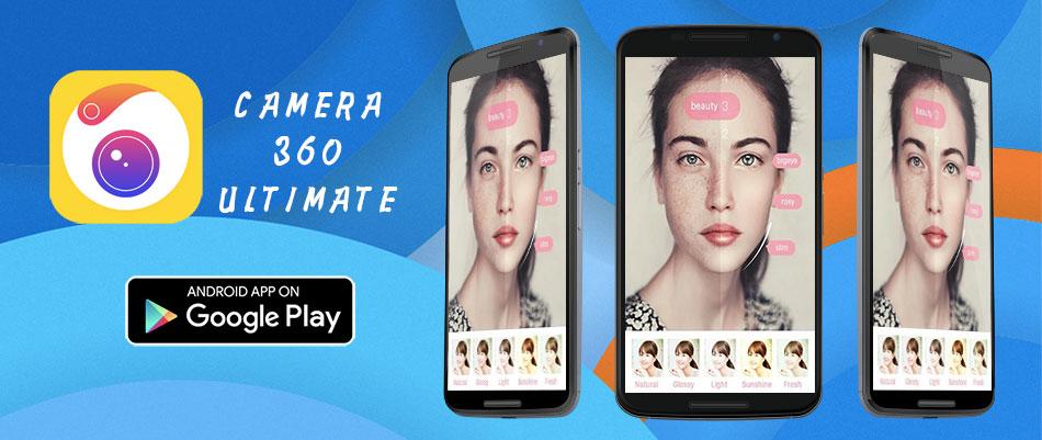 camera360 - 15 melhores aplicações android grátis