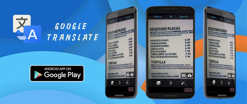 google-translate - 15 melhores aplicações android grátis