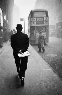 London 1952-53 © Robert Frank