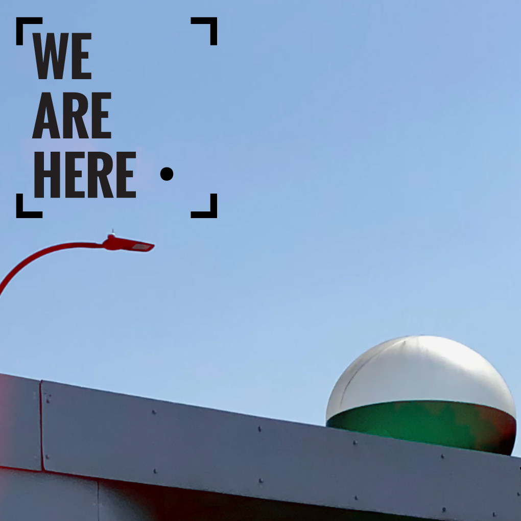 We Are Here Spotify playlist