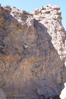 Climbing Promised Land