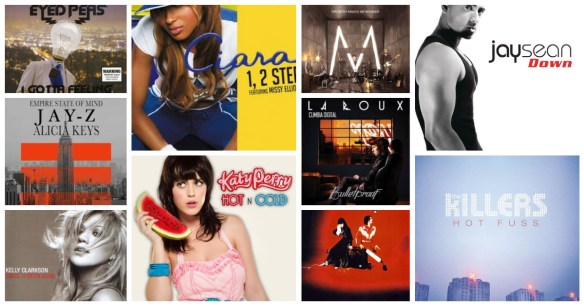 Some 2000s singles