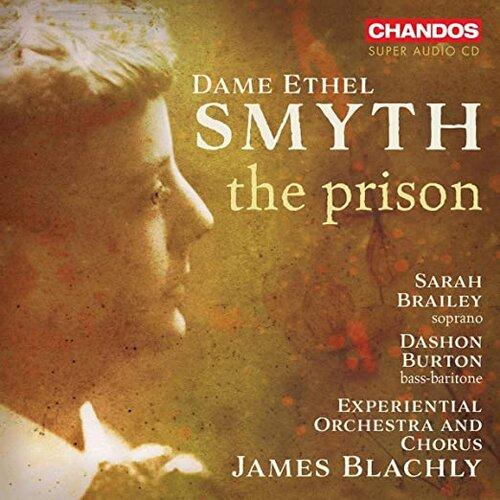 Dame Ethel Smyth - The Prison cd cover