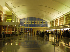 richmond airport photo