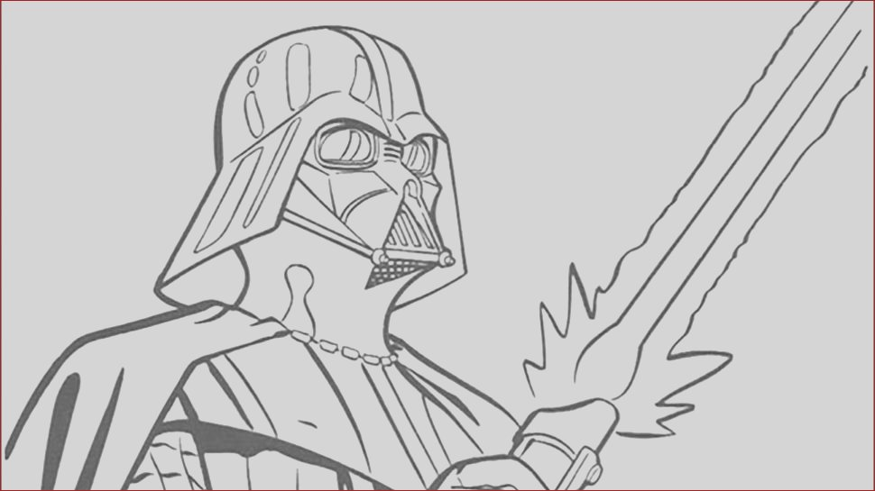 20 Beautiful Images Of Star Wars Free Coloring Pages