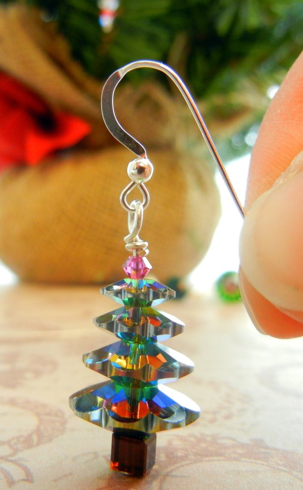 Twelve Days of Christmas Jewelry Designs 1 Swarovski