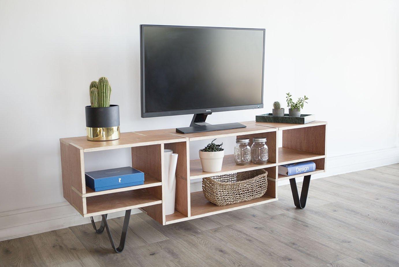 realisez votre meuble tv ripaton