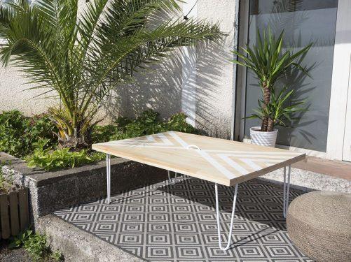Atelier Ripaton - Pieds de table Design & Hairpin legs - RIPATON