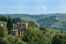 History Michelangelo' 16th Century Tuscan Home