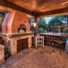 Do It Yourself Outdoor Kitchen Toys Live Like Tuscan Royalty Without Ever Leaving Texas ...