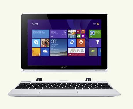 Notebook Acer yg monitornya bisa dipisah