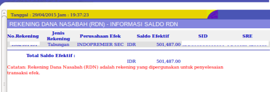 Cek Internet Banking BCA Reksadana Cair