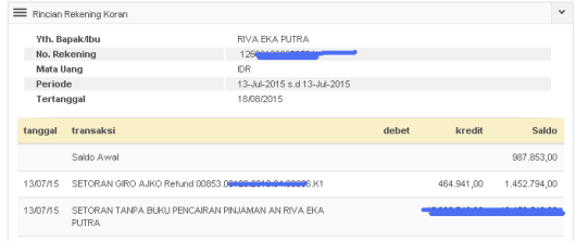 01 Top Up Kretap BRI - Dana Cair