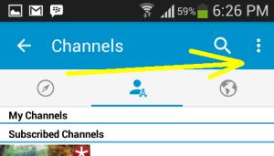 3 Cara Berhenti langganan BBM Channel