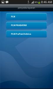6 mandiri mobila - PLN Prabayar