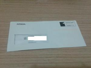 Amplop Nett Card