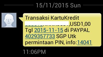 Verifikasi Paypal Dengan Kartu Kredit Cimb Niaga Syariah Blog Rivaekaputra Com