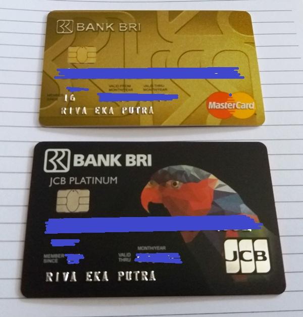 Menutup Kartu Kredit Bri Gold Jcb Platinum Blog Rivaekaputra Com