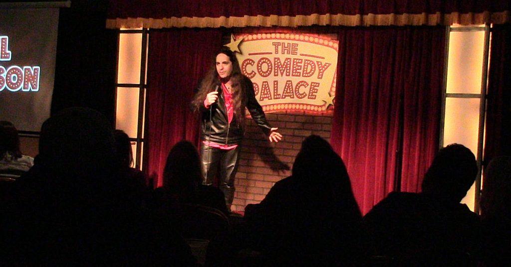 Comedy Special v2.0 Begins!