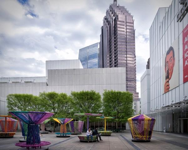 Atlanta Georgia High Museum Of Art Roaming 365